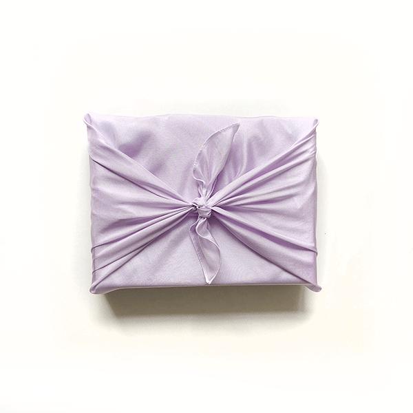 emballage-soie-furoshiki-violet-pastel-parme