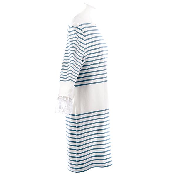 robe-mariniere-dentelle-blanche