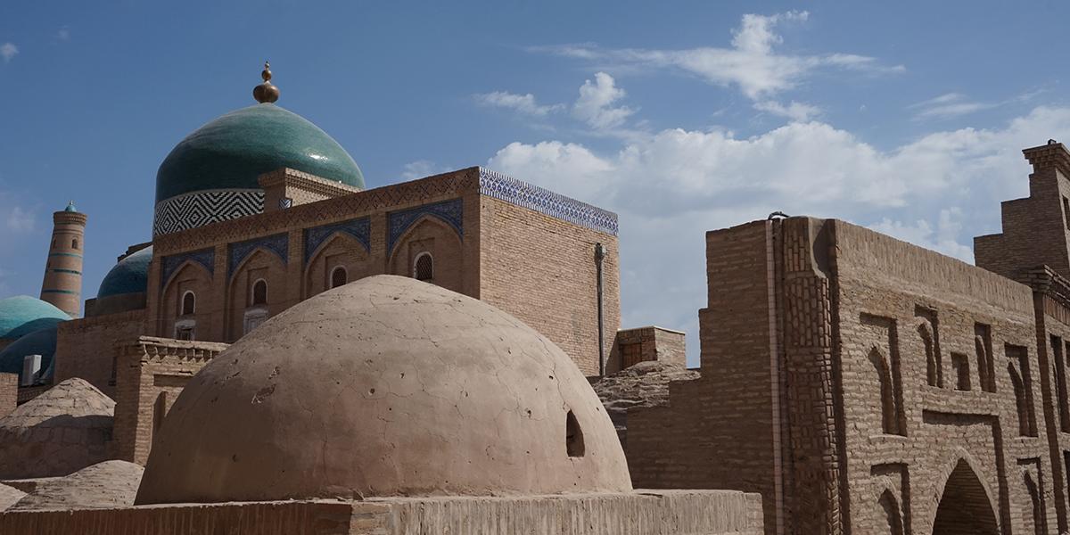 Village en Ouzbékistan